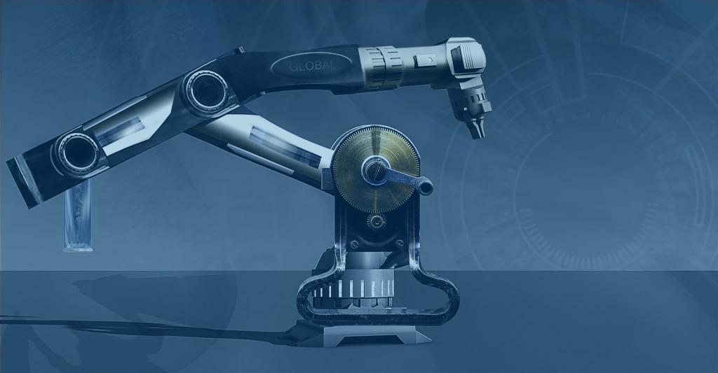 Imageb robótica